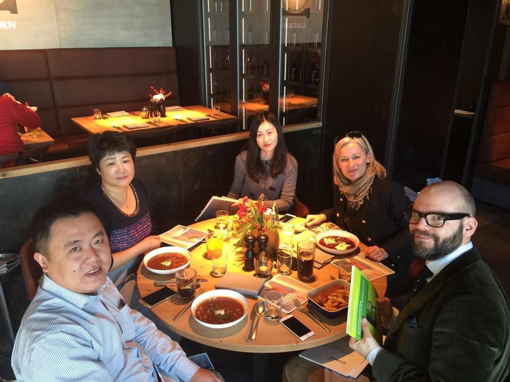 Doreen Anette Ullrich Partner für China Beratungen