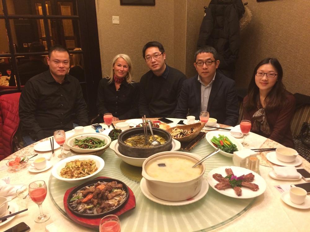 Doreen Anette Ullrich - Beratungen in China