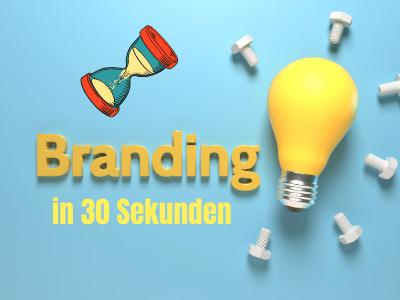 Brands in 30 Sekunden verstehen