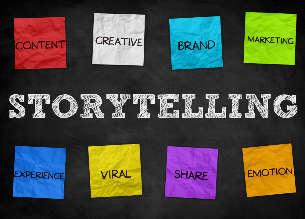 Storytelling und Personal Branding