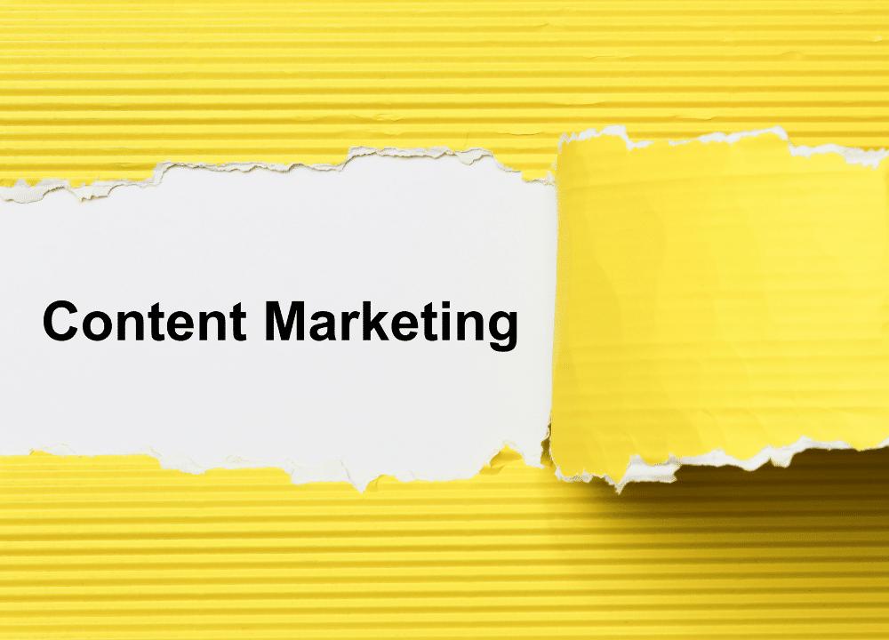 Content Marketing beim Bloggen